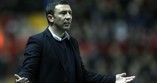 Derek McInnes: Felt City deserved more at Huddersfield