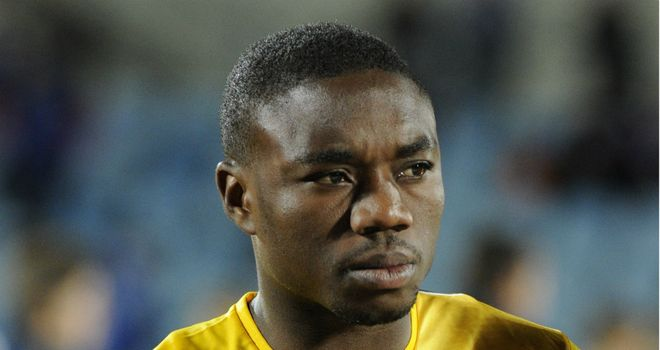 Emmanuel Mayuka: Opened the scoring for Chipolopolo