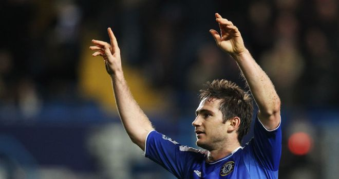 Frank Lampard: Linked with move to Major League Soccer