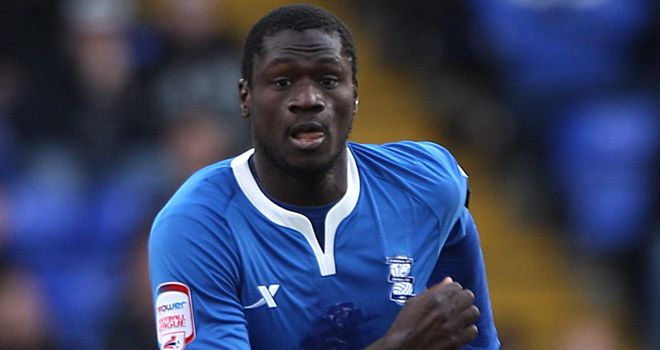 Guirane N'Daw: Hoping to stay at Ipswich
