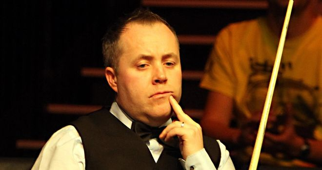 John Higgins: Bidding to defend world title in Sheffield this month