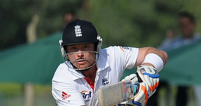 Ian Bell: Wants a positive response in the final Test