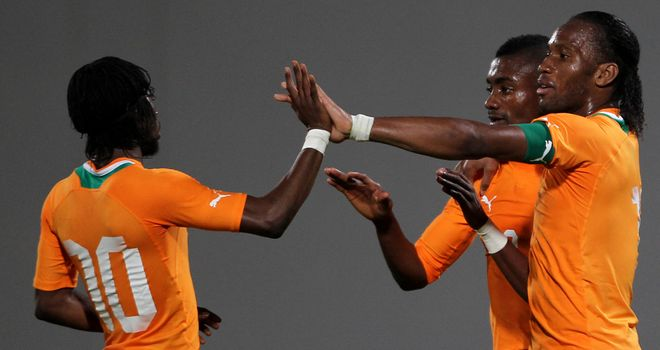 Ivory Coast will look to Didier Drogba for inspiration