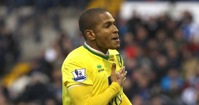 Simeon Jackson: Enjoying life in the Premier League with Norwich