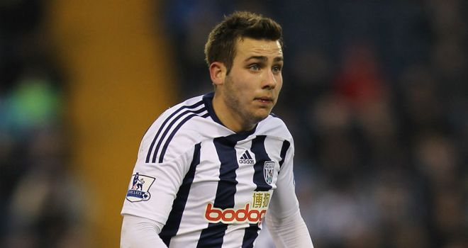 Joe Mattock: Expected to take in another loan spell away from West Brom