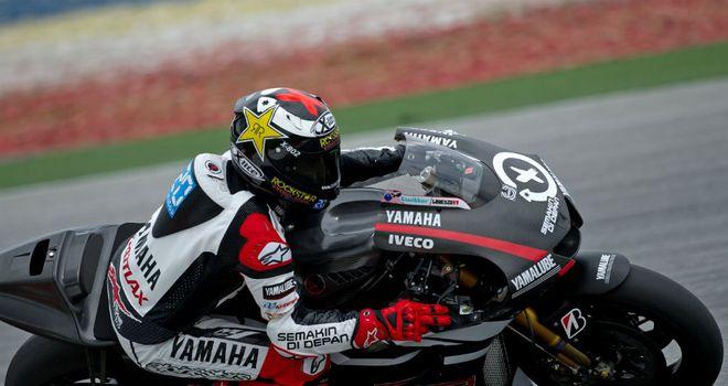 Jorge Lorenzo: Quickest in final practice