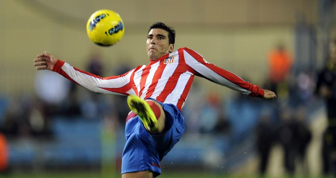 Jose Antonio Reyes: Has agreed a three-and-a-half-year contract with Sevilla