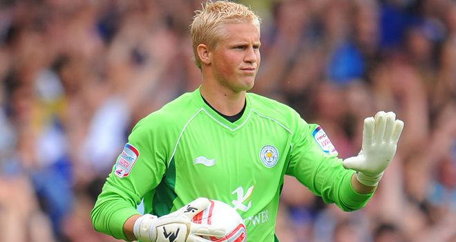 Kasper Schmeichel: Rejected reports linking him with a move away from Leicester
