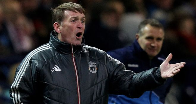 Kenny Dalglish: Expected to make changes after Bolton defeat