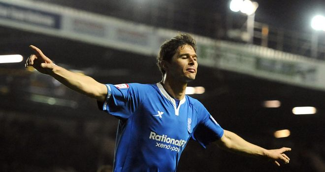 Zigic: Scored four at Elland Road