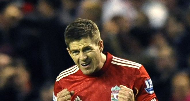 Captain fantastic: Gerrard backed to be England skipper