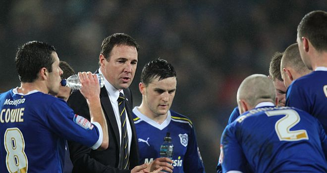 Mackay: Cardiff need to refocus on league form