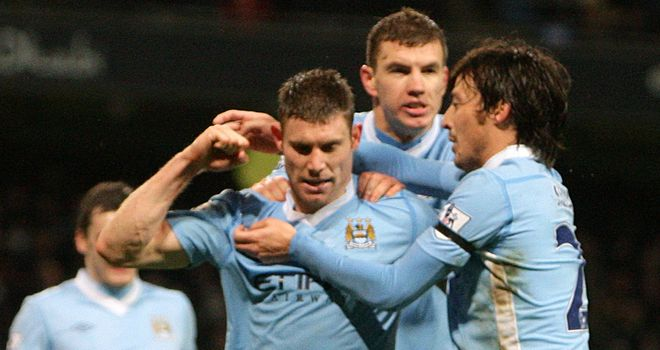 James Milner: Manchester City midfielder does not want the season to finish with a whimper