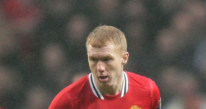 Paul Scholes: Adds 'serenity' to Manchester United, according to Wilkins