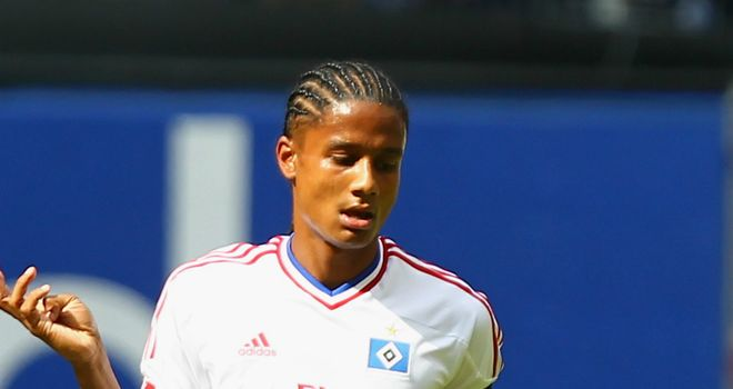 Michael Mancienne: Hamburg defender tipped for England honours