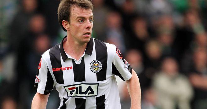 Paul McGowan: Injured