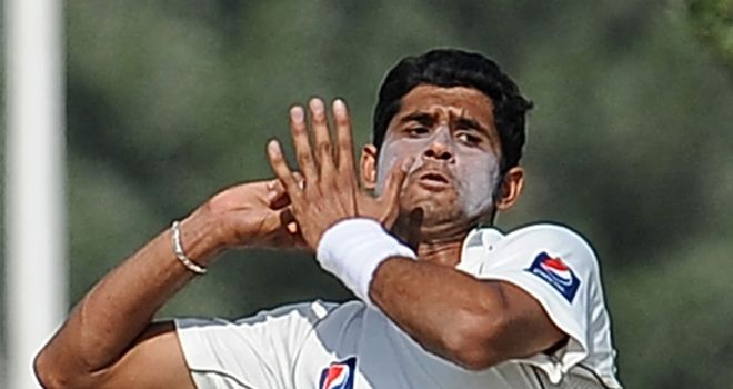 Mohammad Talha: Ruled out with spinal disc injury