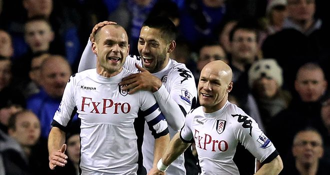 Danny Murphy: Martin Jol wants his captain to sign a new contract