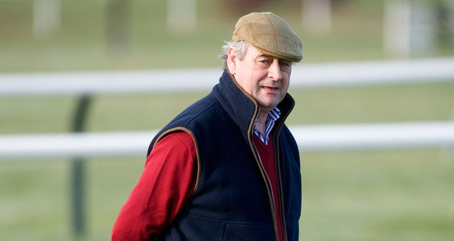 Noel Meade: Had been looking forward to the spring with Ned Buntline