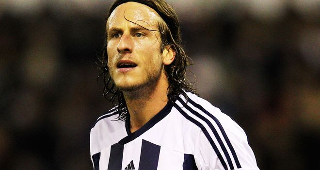 Jonas Olsson: To hold talks with Steve Clarke over his West Brom future
