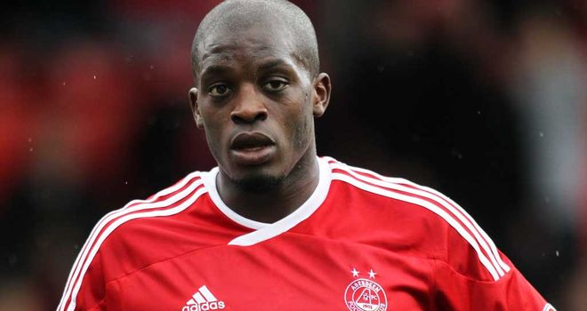 Isaac Osbourne: Enjoying his time in Scotland and is delighted to be staying on at Aberdeen