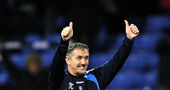 Owen Coyle: Looking for Bolton to Stoke beat and QPR to lose to Man City on Sunday