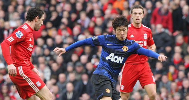 Park Ji-sung: Believes Man Utd's record of success has created unrealistic expectations