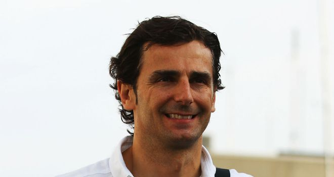 Pedro de la Rosa: Does not think development of HRT's new car will be delayed