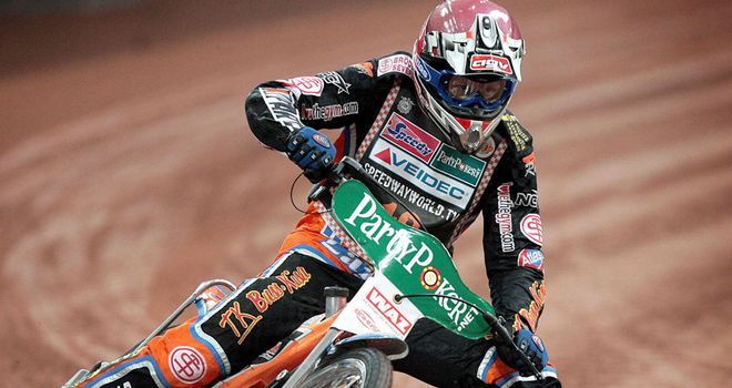 Peter Karlsson: Top-scored for Lakeside Hammers