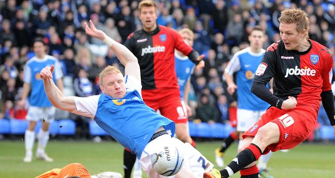 Erik Huseklepp: Striker admits he left Portsmouth with a heavy heart after joining Birmingham
