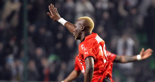 Tongo Doumbia: Doubled Rennes' advantage on their way to three precious points