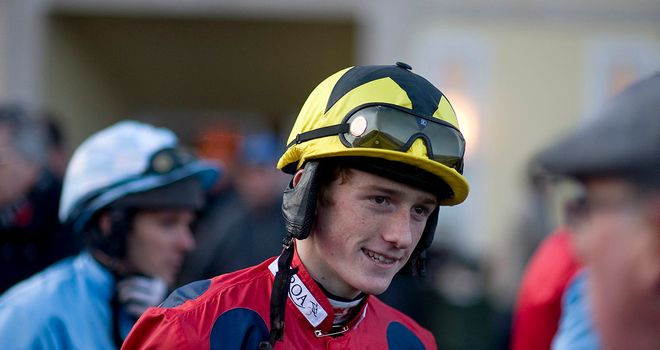 Sam Twiston-Davies: Partnered Bobowen in the Summer Plate
