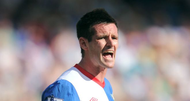 Scott Dann: Blackburn defender is the subject of interest from Premier League clubs