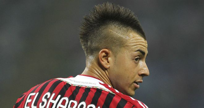 Stephan El Shaarawy: Has pledged his future to AC Milan by signing a new extended contract