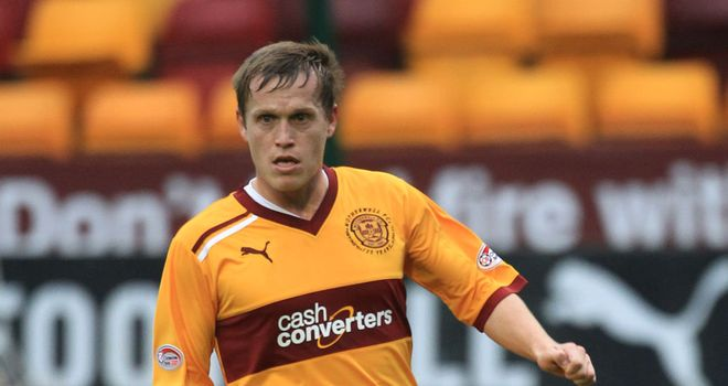 Steven Hammell: Keen to finish his career with Motherwell