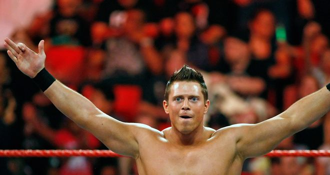 The Miz: named as the fifth member of Team Foley