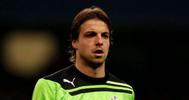 Tim Krul: Fit to face West Brom at The Hawthorns on Sunday after injury scare
