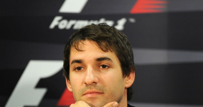 Timo Glock: Disappointed not to get testing mileage in new Marussia