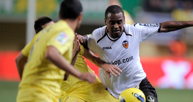 Miguel: Former Valencia full-back has been invited over by Wigan