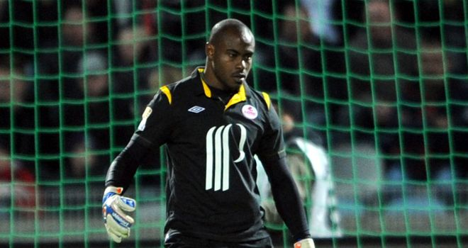 Vincent Enyeama: Wasn't tested