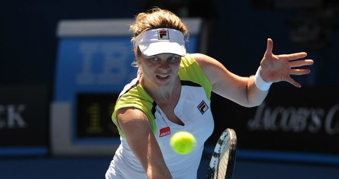 Kim Clijsters: bowed out of Australian Open with semi-final loss to Victoria Azarenka