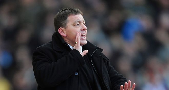 Billy Davies: Backed to become the next Blackpool manager