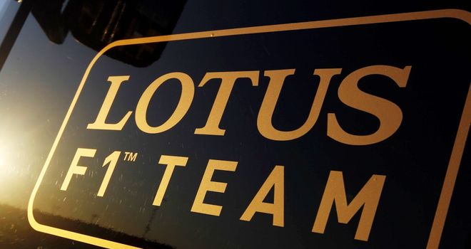 Lotus: Will show off their 2013 car this coming Monday