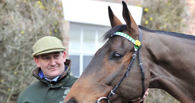 Ballabriggs: Did his Grand National claims no harm