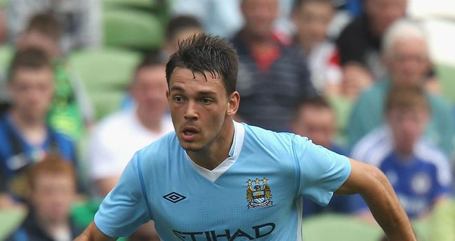 Frederic Veseli: Manchester City defender is reportedly set to join Manchester United