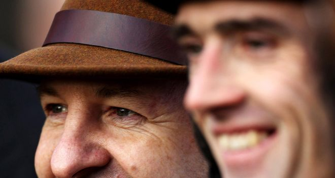 Graham Wylie: Looking forward to the Bumper