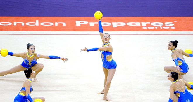 Appeal: British rhythmic gymnasts appeal