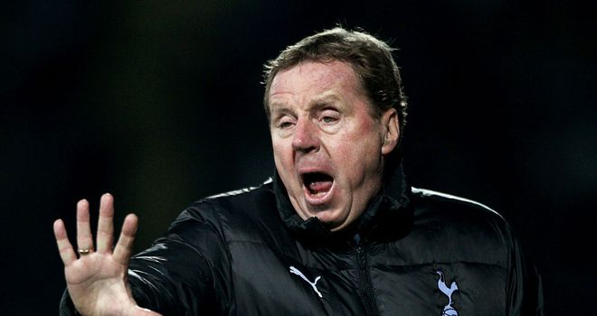 Harry Redknapp: Failed to make Tottenham's trip to Anfield on Monday night