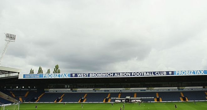 The Hawthorns: Proving a tough place to visit this season