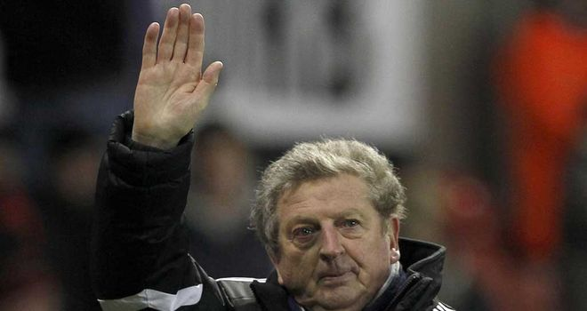 Roy Hodgson: Thrilled with West Brom's emphatic victory over local rivals Wolves